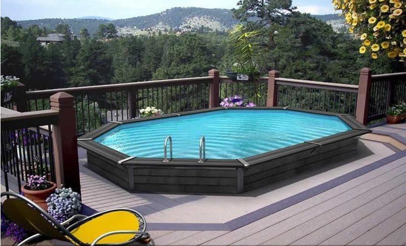 Especialistas en la instalaci n de piscinas y tarima en for Piscinas elevadas precios